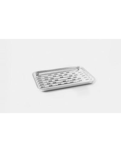 Griglia Forata Alluminio per Barbecue e Brace Icont