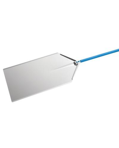 Pala Pizza Azzurra in Alluminio per Forno 40x80 Cm H. 213 cm GiMetal