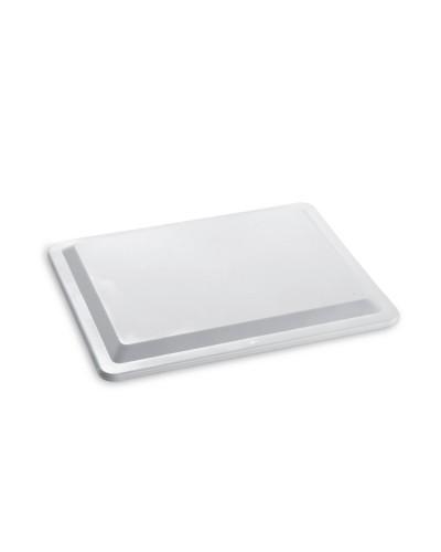 Coperchio Bacinella Frigor Bianco 40x30 cm PP Giganplast