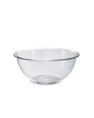 Ciotola Insalatiera Cristal Trasparente Ø 22 - 40 cm Giganplast