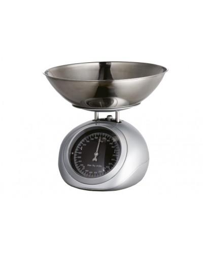 Bilancia Cucina Silver Manuale 5 kg Divisione 20 gr Eva