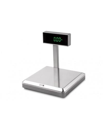 Bilancia Cucina Digitale Silver 5 kg Divisione 1 gr Profistyle