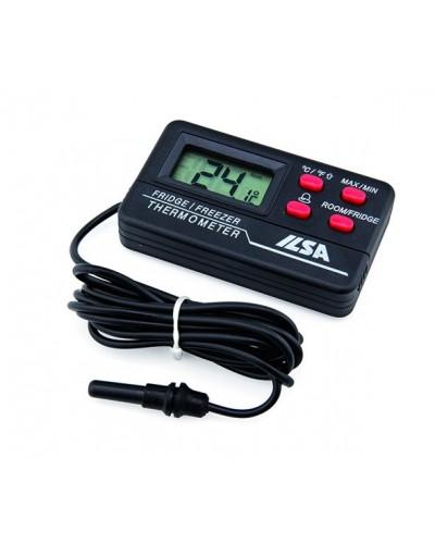 Termometro Digitale Frigo/Freezer -50° +70°C con 2 Sensori Ilsa