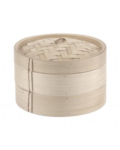 Cestello Cuocivapore Bamboo Ø 20 cm
