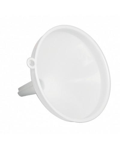 Imbuto Tradizionale Bianco in Polipropilene Ø 12 - 22 cm Mobil Plastic