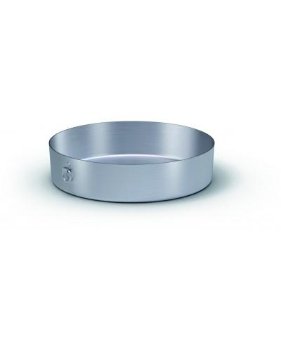 Tortiera Cilindrica Alluminio Con Anello Ø 20 - 45 cm Ballarini