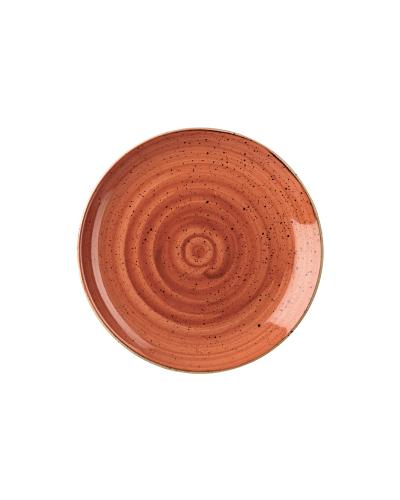 Piatto Piano Stonecast Arancio Ø 16,5 cm