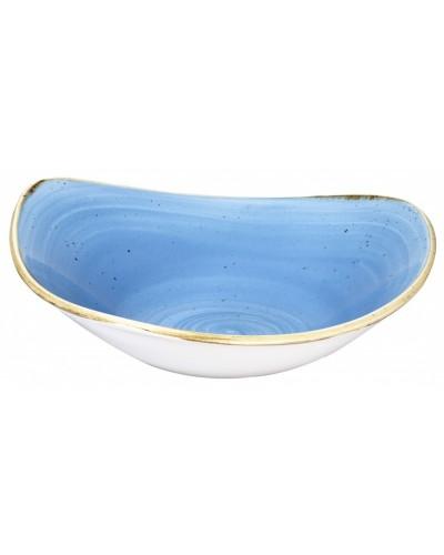 Piatto Fondo Stonecast Blu 18,5 cm