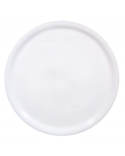 Piatto Pizza Bianco in Porcellana Ø 30,5 cm Lubiana