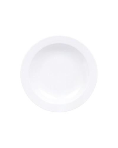 Piatto Pane Venus Bianco in Porcellana Ø 15 cm Gural