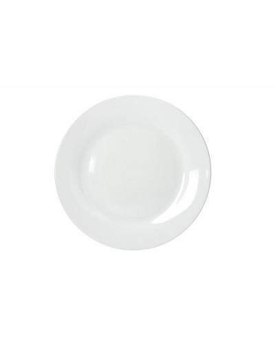 Vassoio Ischia Bianco Tondo in Porcellana Ø 31 cm Tognana