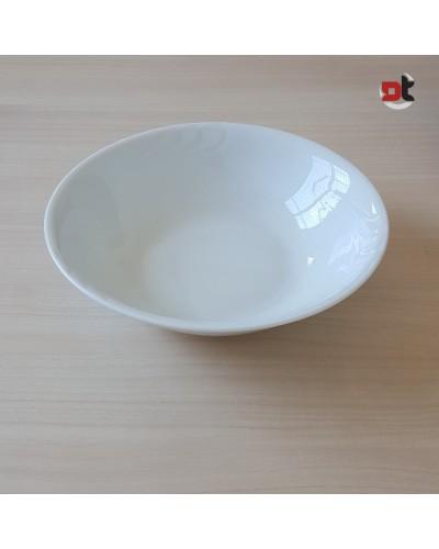 COPPA INSALATIERA TINA/LYDIA PORCELLANA BIANCA 23 CM piatti bar insalata ciotola