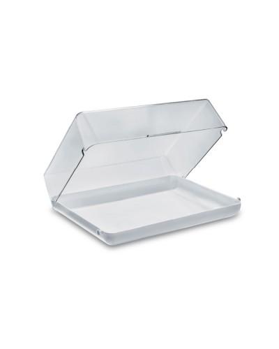 Vetrinetta Espositore Rettangolare Trasparente 40x30x14 cm Giganplast