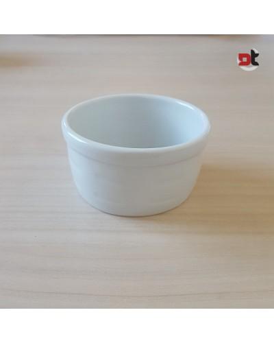 Coppetta Porcellana Cordonata Mini Soufflè Ø 9 cm