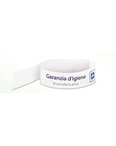 Strisce Copri Wc Garanzia Igiene Pz.200
