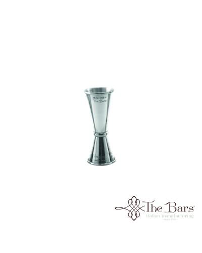 Pro Jigger 37,5 - 45 - 60 ml Acciaio Inox The Bars