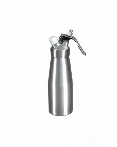 Sifone Panna Alluminio 0,5 lt