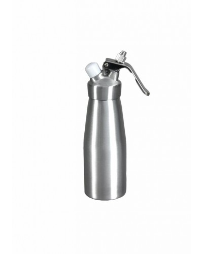 Sifone Panna Alluminio 1 lt