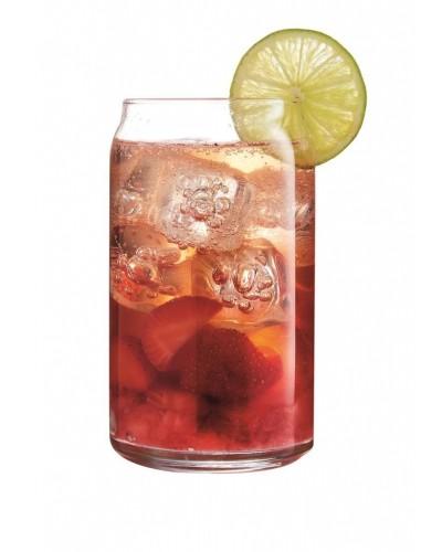 Bicchiere Lattina Plain Can Basso in Vetro 47,5 cl 6 pz Arcoroc