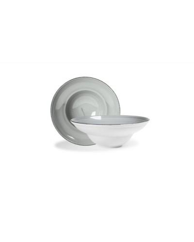 Piatto Pasta Bowl Grigio Ø 26 cm