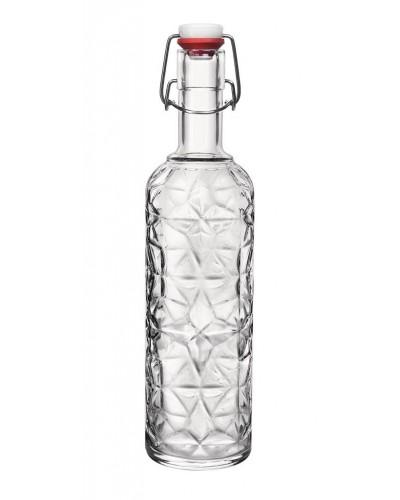 Bottiglia Oriente Trasparente 110 cl Con Tappo Bormioli Rocco