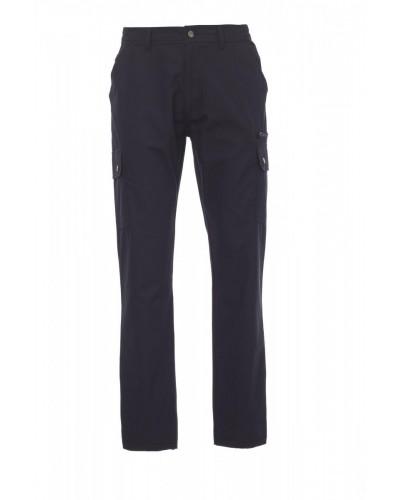 Pantalone Uomo Forest Summer Blu Navy con Multitasche Payper