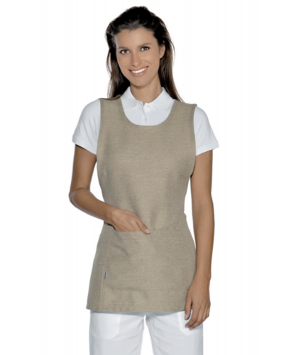 Casacca Donna Papeete Natural per Panetteria Isacco