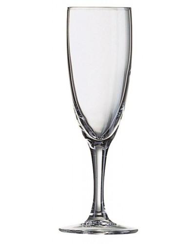 Set da 12 Pz Calici 10 cl Spumante Flute Elegance Arcoroc in Vetro