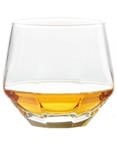 Set 6 Bicchieri Star Whisky 36 cl Inclinabili