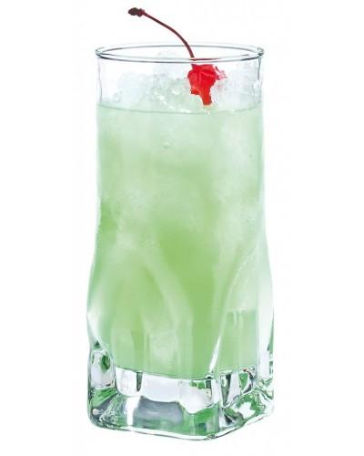Set 6 Bicchieri Quartz Bibita e Cocktail 47 cl in Vetro Durobor
