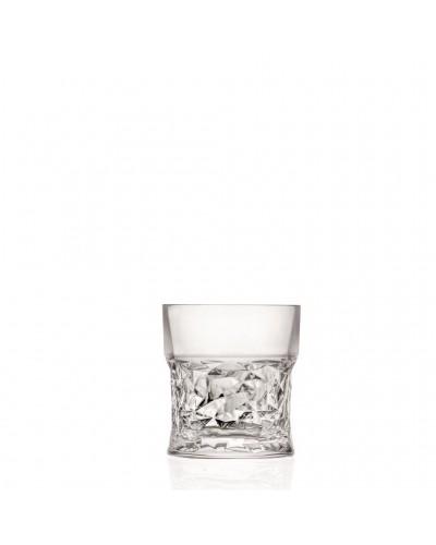 Set 6 Bicchieri Cocktail Sound Funky 2 - 32 cl in Cristallo RCR