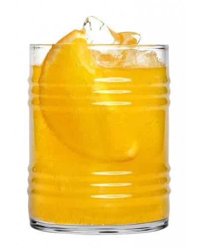 Set 6 Bicchieri Cocktail Tincan Dof 36 cl in vetro Pasabache