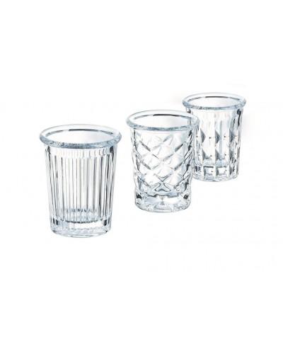 Set 6 Bicchieri Cicchetto New York 3,4 cl
