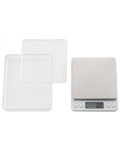 Bilancia Digitale Tascabile di Precisione 1kg Divisione 1 gr Eva
