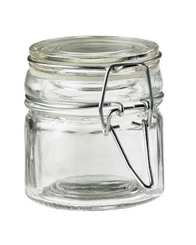 Set 12 Vasetti Con Coperchio 150 ml
