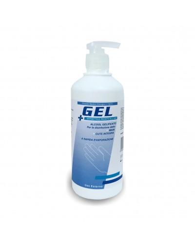 Gel Igienizzante e Disinfettante Mani LH 500 ml LH Amedics