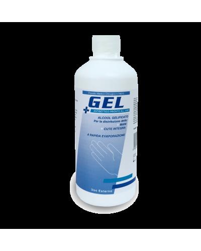 Gel Igienizzante e Disinfettante Mani LH 1000 ml LH Amedics