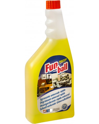 Sgrassante Superattivo Funball 750 ml Kiter