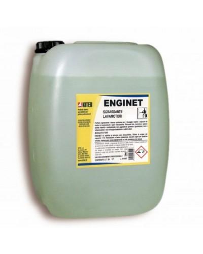 Detergente Sgrassante per Motori Autoveicoli Enginet 20 kg Kiter