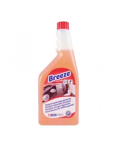 Detergente Igienizzante Anticalcare e Antiacqua Breeze 750 ml Kiter