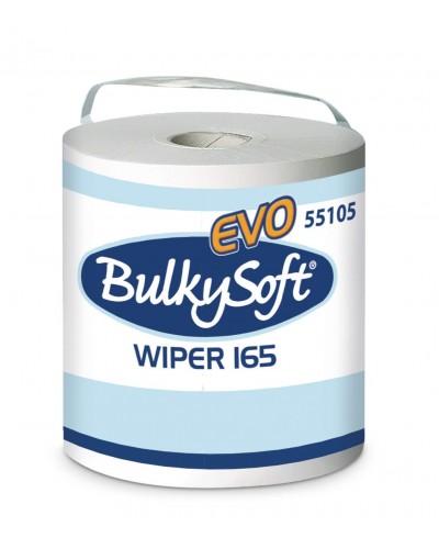 Coppia Rotoloni Industriali Evo Wiper 165 BulkySoft