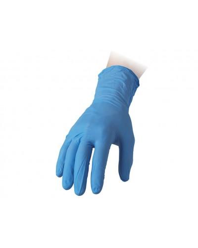 Guanti Nitrile Blu One Way