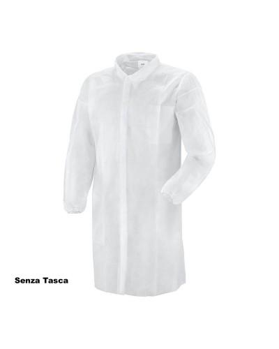 Camice Industria Bianco Tnt - Monouso