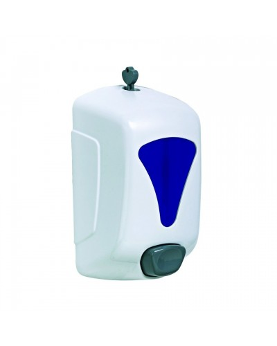 Distributore Sapone Levita Bianco 900 ml in Abs Ipc Tools