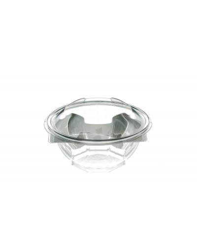 Ciotola Saladbox Con Coperchio 370 cc 50 pz