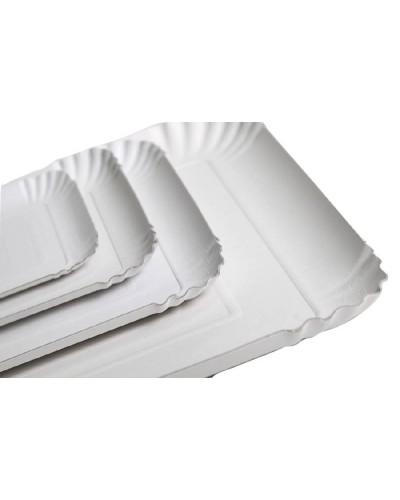 Vassoi Cartone Bianco 10 Kg