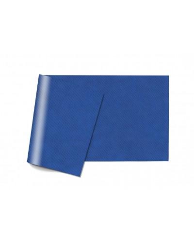 Tovaglie Carta Monouso Blu 100x100 cm Piegate a 8 150 pz Infibra