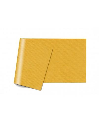 Tovaglie Carta Monouso Gialle 100x100 cm Piegate a 8 150 pz Infibra