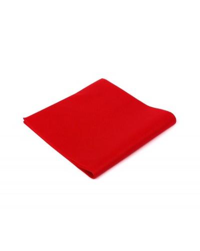 Tovaglia Tnt Monouso Rossa 100x100 cm 100 pz Nwg