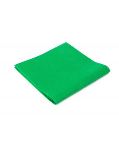 Tovaglia Tnt Monouso Verde Smeraldo 140x140 cm 100 pz
